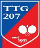 TTG 207 – Tischtennis in Ahrensburg Logo