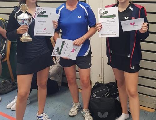 TTG 207 – Vereinsmeisterschaften 2018