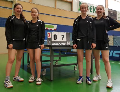 TTG 207-Schülerinnen in Norddeutschland etabliert